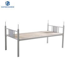 Metal Furniture Factory Workers Steel Single Student Beds for Sale