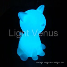 cat children night light
