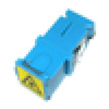 SC UPC Adaptateur d'obturateur externe à fibre optique
