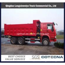 Cnhtc Sinotruk HOWO 6X4 Tipper Dumper Truck