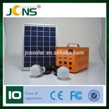 Fornecedor solar portátil do sistema de energia solar do Eco-amigo de shenzhen China