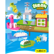 Educational Building Block Toys for Little Kids