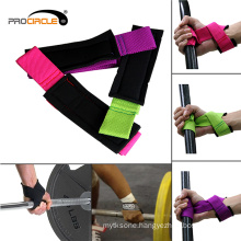 Multicolor Weight Lifting Training Gym Wrist Straps