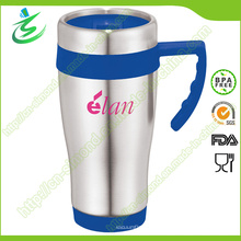 14oz Kundenspezifische Edelstahl-Auto-Kaffeetasse (SSB-A5)