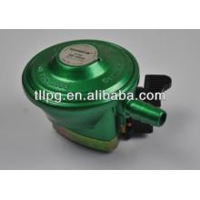 Válvula redutora de ZINC segura para garrafa de gás lpg