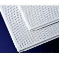 Perforierte Aluminium-Akustik-Deckenfliesen