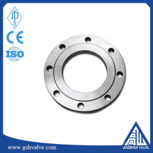 ANSI B16.5 316l welding plate flange
