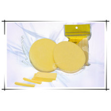 Beauty Compressed Facial Cleansing Cellulose Sponge