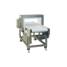 Detector de metais para processamento de carne e peixe vegetais