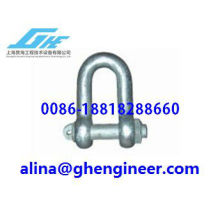 Alloy Straight Type (D) Shackle