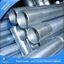 ASTM A653 Seamless Galvanized Steel Pipe for Industry