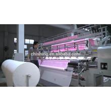 Máquina de costura y acolchado de control digital CS128inch