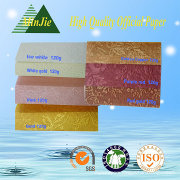 Embossed Packaging Paper for Gift