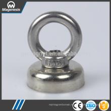 Поставщики Китай золото последние дизайн магнитный крюк магниты n35 Д20 х 37мм