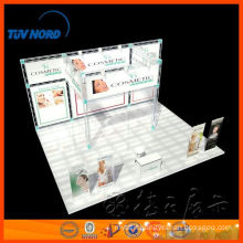 design & cusomtize reusable Shanghai 6x6 Aluminum Exhibition booth Stand/Flexible Stand
