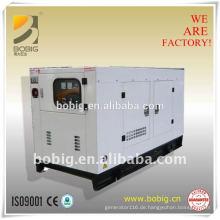 BOBIG Wassergekühlter Diesel Generator Satz angetrieben von Lovol 30 kw