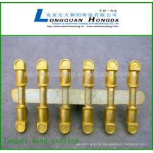 Высококачественный тонкостенный литой алюминиевый корпус