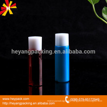 30ml hotel Cylinder empty container for shampoo