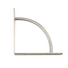 High quality Stainless steel wall shelf bracket