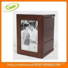 wood vintage frame photo(RMB)