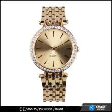 Модные бриллиантовые часы для женщин