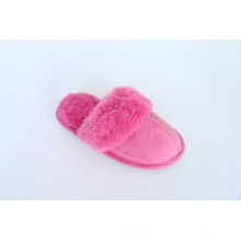Damen-Indoor-Slipper mit Microfabric