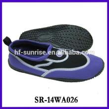 Женская мода водолазная обувь водонепроницаемая пляжная обувь