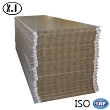 Insulated Rockwool Sandwich Panel for Prefabricated House