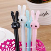 Rabbit gel pen lovely long ears