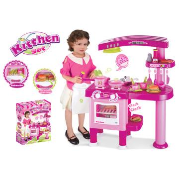 Juego de juguetes de los niños juguetes de la cocina de los niños (h0535135)