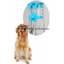 Botella de agua para mascotas