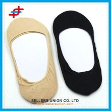Microfiber Extra Low-Cut Liner Socks Women Silicon Heel
