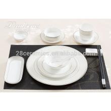 Ustensiles de cuisine occidentaux de haute qualité pour la cuisine ensemble pour le mariage