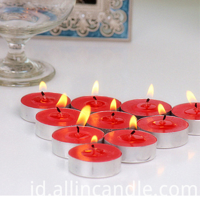 Teal light candles wholesale