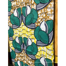 Африканская ткань с восковым принтом 100% хлопок