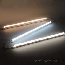 1ft 2ft 3ft 4ft 5ft Lighting housing Fluorescent Fixture Integrated T5 T8 LED Tube Light Linear