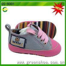 Nuevos zapatos de bebé de China