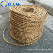 Natural 100% manila hemp jute sisal rope