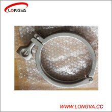 Sanitary Stainless Steel Tri Clover Pipe Clamp