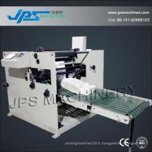 Jps-560zd 560mm Machine de pliage automatique de rouleau de feuille de Waybill Express