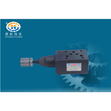 Build Up Type Pressure Regulating Valve