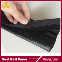 Carbon Fiber Auto Seatbelt Security Cover