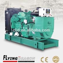 Offener Typ 60HZ Diesel-Generator 180 kw / 225kva Diesel-Generator Preis, angetrieben von Cummins-Motor