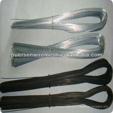 Tipo de U Tie Iron Wire Manufacturing