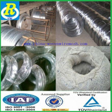 Câblage de câblage / matériau de construction galvanisé à l'aide de fils de liaison / dubai