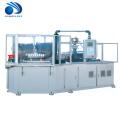 Verkaufe manuelle vertikale Plastikblaseneinspritzung, die Maschine herstellt