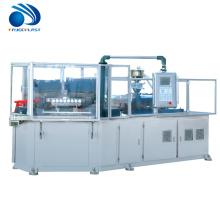 Vender manual de plástico vertical injeção de sopro que faz a máquina