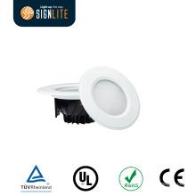 O diodo emissor de luz Downlight 3W da instalação 2.45inch do grampo, Samsung G2 SMD5630 Epistar aprovou o projector do diodo emissor de luz do CE & do RoHS