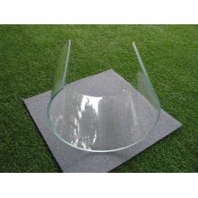 Vidro de perfeita de abastecimento fabricante máquina de dobra