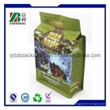 Retail Hanging Packaging Bag with Cmyk Printing